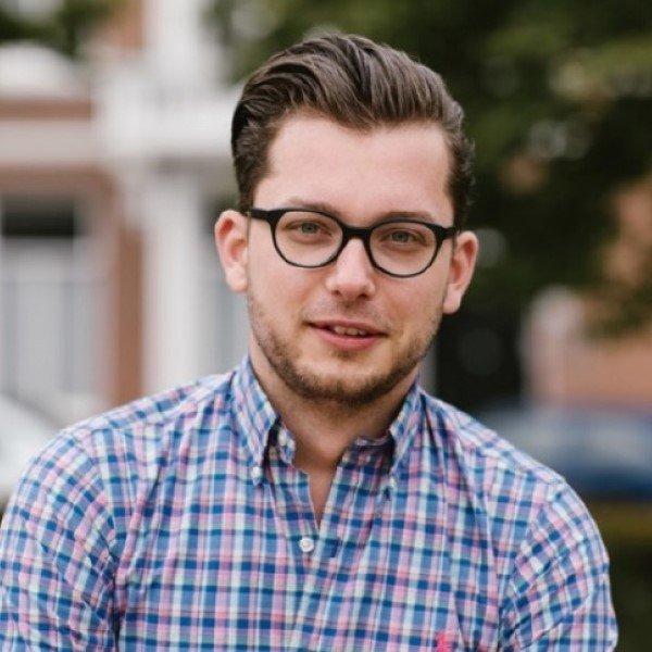 Ruben Vlot - spreker Veritas Forum