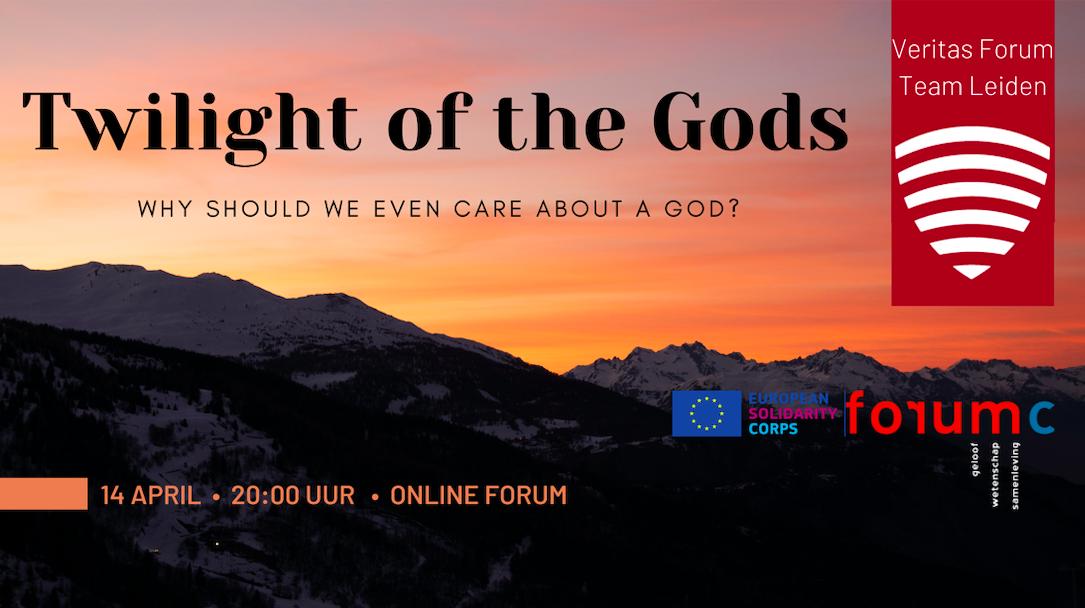 Banner Forum Leiden Twilights of the Gods